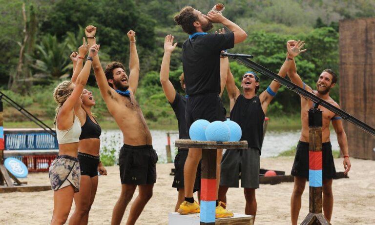 Survivor spoiler 12/4: Ποια ομάδα κερδίζει το αγώνισμα για την 1η ασυλία;