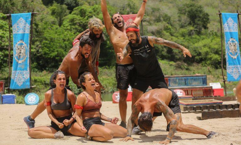 Survivor spoiler 25/4: Μια πρώτη εκτίμηση για το ποια ομάδα κερδίζει το αγώνισμα με έπαθλο φαγητό. Θα είναι η μπλε ή η κόκκινη ομάδα;