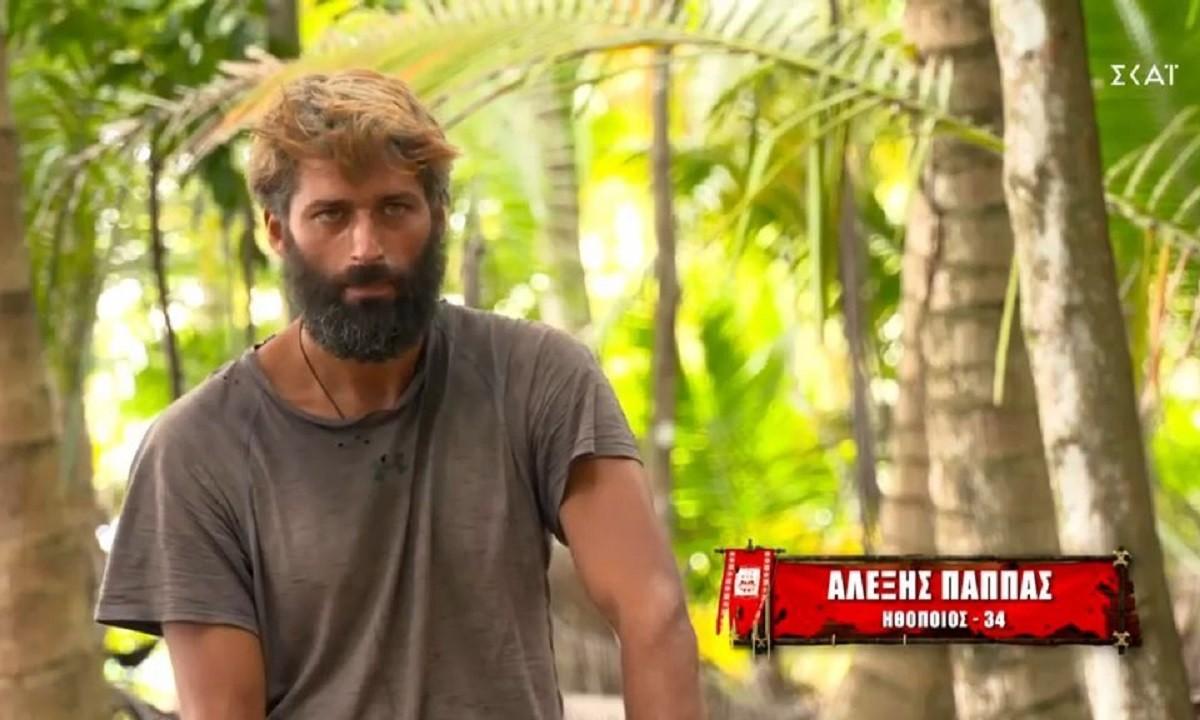 Survivor spoiler αποχώρηση 20/4: Αλέξη Παππά το ξέρεις πως θα αποχωρήσεις;