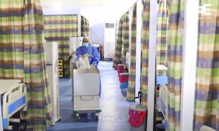Θεσσαλονίκη – Κορονοϊός: Σε μεγάλη… πίεση τα νοσοκομεία – 800 οι νοσηλευόμενοι
