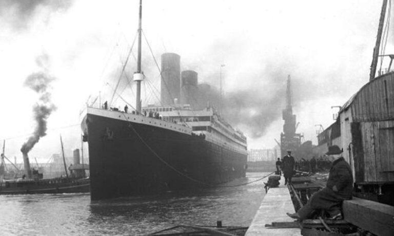 14 Απριλίου 1912: Ο Τιτανικός προσκρούει στο παγόβουνο – Η τραγωδία μόλις είχε αρχίσει… (vid)