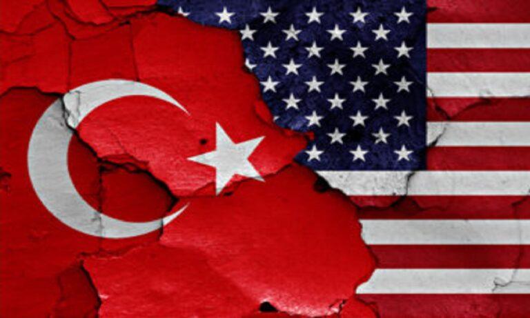 Τουρκία Κυρώσεις: Νέο χαστούκι από τις ΗΠΑ αιφνιδιαστικά κατά της τουρκικής βιομηχανίας όπλων ανακοινώθηκε από το Στέιτ Ντιπάρτμεντ.