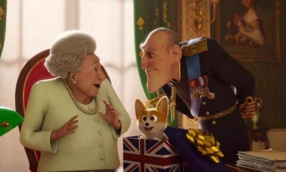 Viral: O πρίγκιπας Φίλιππος και η βασίλισσα Ελισάβετ (vid)