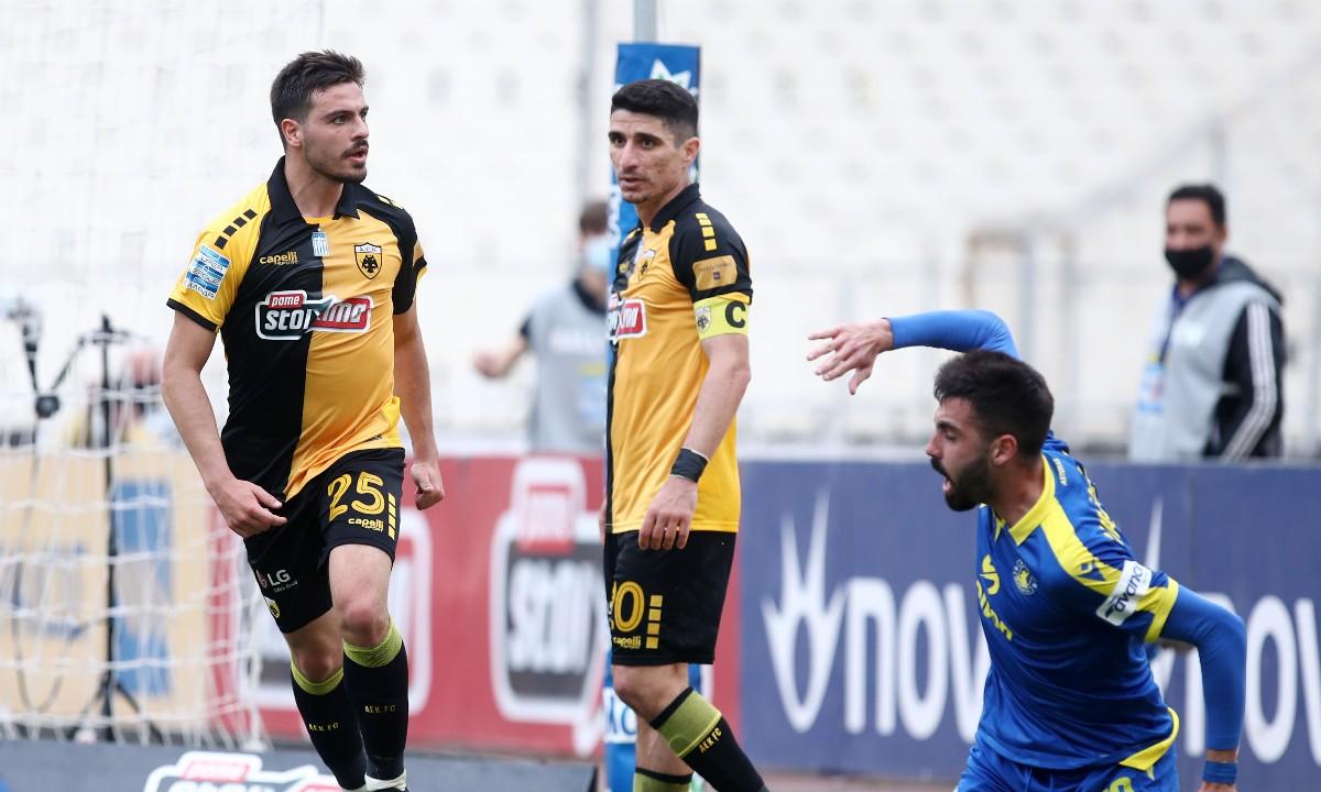 ΑΕΚ-Αστέρας Τρίπολης 3-1: Πάτησε… Ευρώπη!