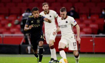 Europa League: Ντέρμπι στη Ρώμη με... φόντο τα ημιτελικά!
