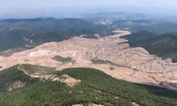 Τουρκία: Νέο ΣΟΚ - Ενα δισ. δολάρια ζητάει η καναδική εταιρεία, Alamos Gold, για «άδικη και άνιση μεταχείριση» στο έργο εξόρυξης χρυσού.