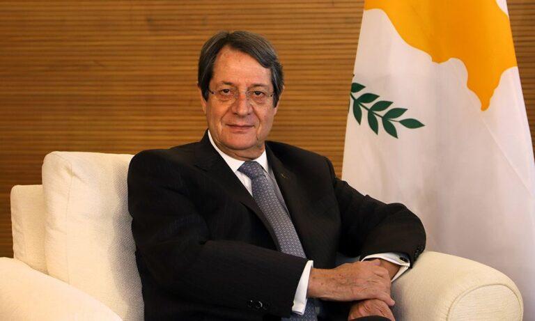 Αναστασιάδης σε Τσαβούσογλου: «Δεν θα μετατρέψω την Κύπρο σε επαρχία της Τουρκίας»