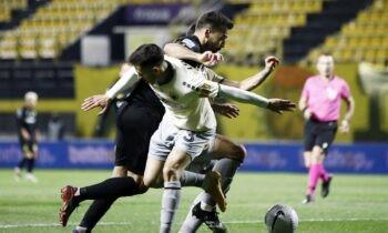 Άρης-ΑΕΚ LIVE: Σέντρα στις 15:00, στο γήπεδο «Κλεάνθης Βικελίδης» σε παιχνίδι για την 3η αγωνιστική των πλέι οφ της Super League.