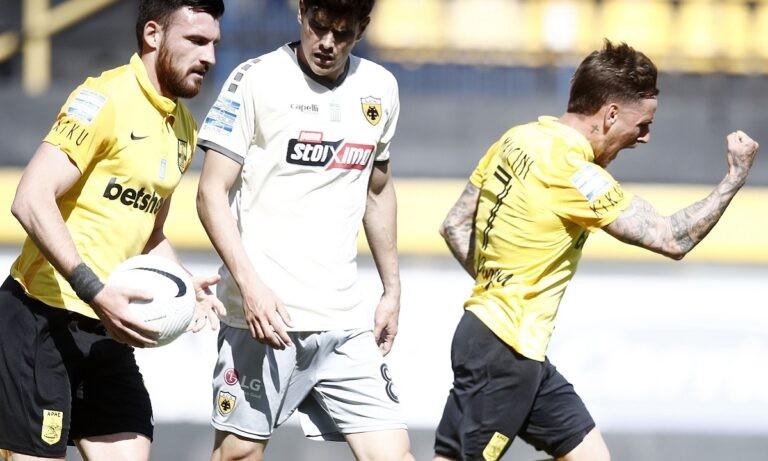 Μαντσίνι: «Δεν είχαμε ποιότητα όπως σε άλλα ματς! Να κερδίσουμε τον Παναθηναϊκό»