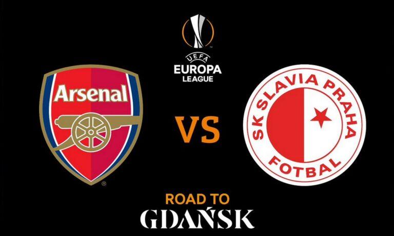 Άρσεναλ – Σλάβια Πράγας 1-1 (ΤΕΛΙΚΟ)