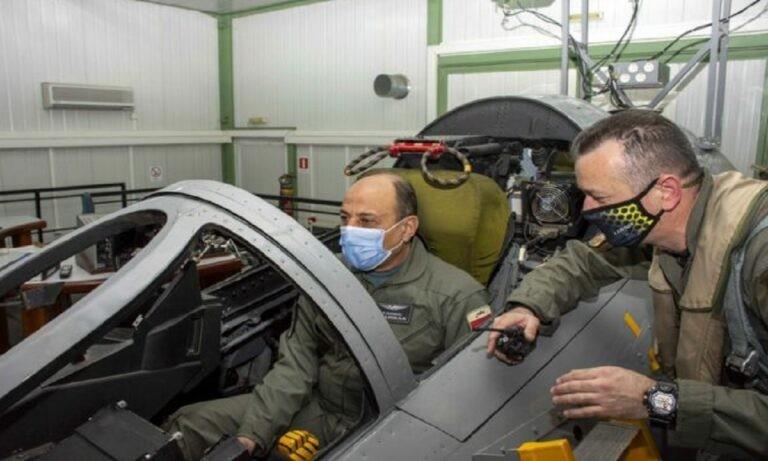 Πέταξαν με F-4 ο αρχηγός ΓΕΑ με τον Αιγύπτιο ομολογό του σε αποστολή Αέρος- Εδάφους χαμηλής ναυτιλίας