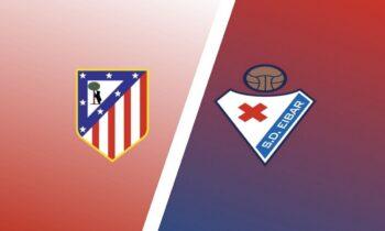 Ατλέτικο Μαδρίτης-Έιμπαρ: Παρακολουθήστε LIVE από το Sportime την αναμέτρηση για την 33η αγωνιστική της Primera Division.