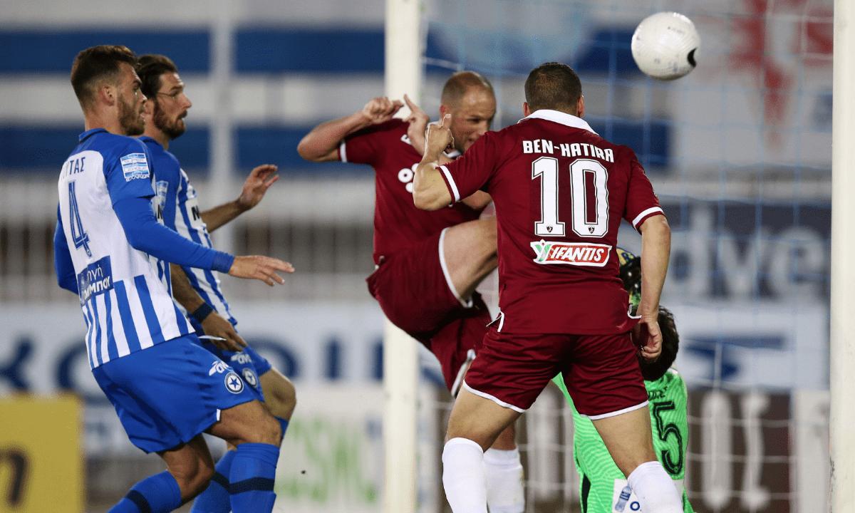 Ατρόμητος – ΑΕΛ 0-1: Στο… βαθύ κόκκινο και το Περιστέρι! (vids)