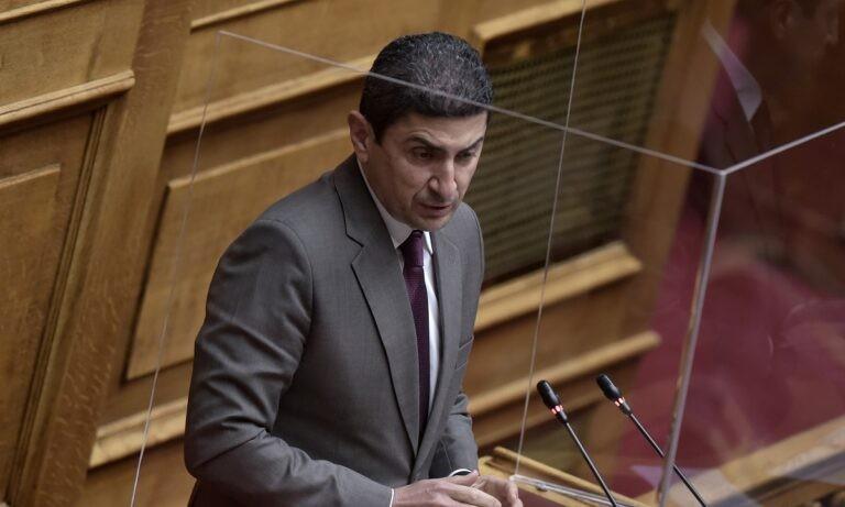 Αυγενάκης: «Στον Αθλητικό Εισαγγελέα το πρώτο πόρισμα υπόπτου χειραγωγημένου αγώνα»