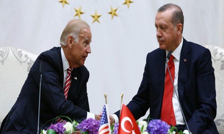 Έκτακτο: O Μπάιντεν είπε στον Ερντογάν ότι αναγνωρίζει την Γενοκτονία των Αρμενίων