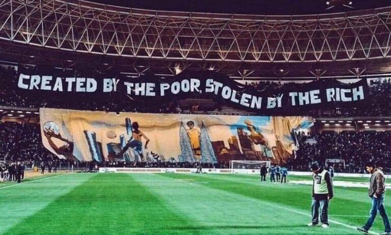 European Super League: Από το χαλίκι και την αγνή αγάπη, στο βουνό με τα 500άρικα