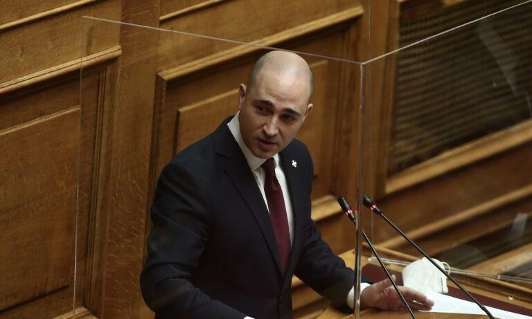Μπογδάνος: Έξαλλος με ένα πόστερ που ετοίμασε ο ΠΟΥ για το Πάσχα έγινε ο βουλευτής της Νέας Δημοκρατίας, όπως μπορείτε να δείτε παρακάτω.