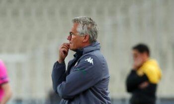 Μπόλονι: Διαβάστε τι δήλωσε ο τεχνικός του Παναθηναϊκού, ύστερα από τη λήξη του ντέρμπι με την ΑΕΚ για την 5η αγωνιστική των πλέι οφ.