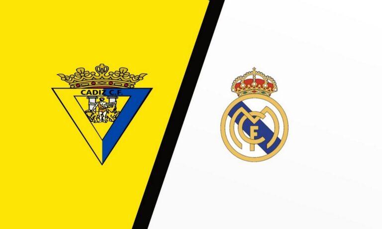 Κάντιθ-Ρεάλ Μαδρίτης: Αναμέτρηση για την 31η αγωνιστική της Primera Division – Παρακολουθήστε τη LIVE από το Sportime.