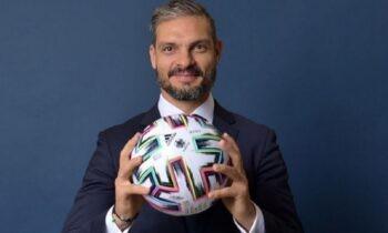Αντίθετος με τη δημιουργία της European Super League δηλώνει και ο Άγγελος Χαριστέας, πρώην αθλητικός διευθυντής της ΠΑΕ Άρης.