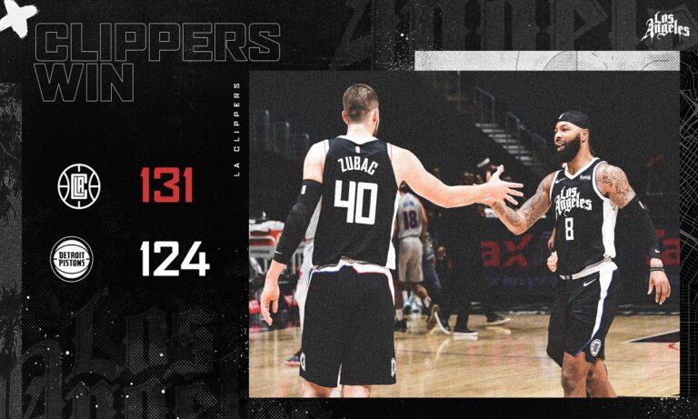 NBA Αποτελέσματα: Νίκες για Κλίπερς και Μαϊάμι Χιτ (vids)