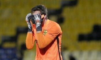 Στο γεγονός ότι ο Άρης δεν άξιζε την ήττα από τον ΠΑΟΚ, βάσει απόδοσης, στάθηκε ο Χουλιάν Κουέστα στις δηλώσεις που έκανε μετά το ματς.