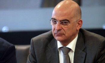Δένδιας: Θα πάω στην Άγκυρα σύντομα αλλά μόνο αν δεν υπάρχουν προκλητικές ενέργειες, δήλωσε ο Έλληνας υπουργός Εξωτερικών.