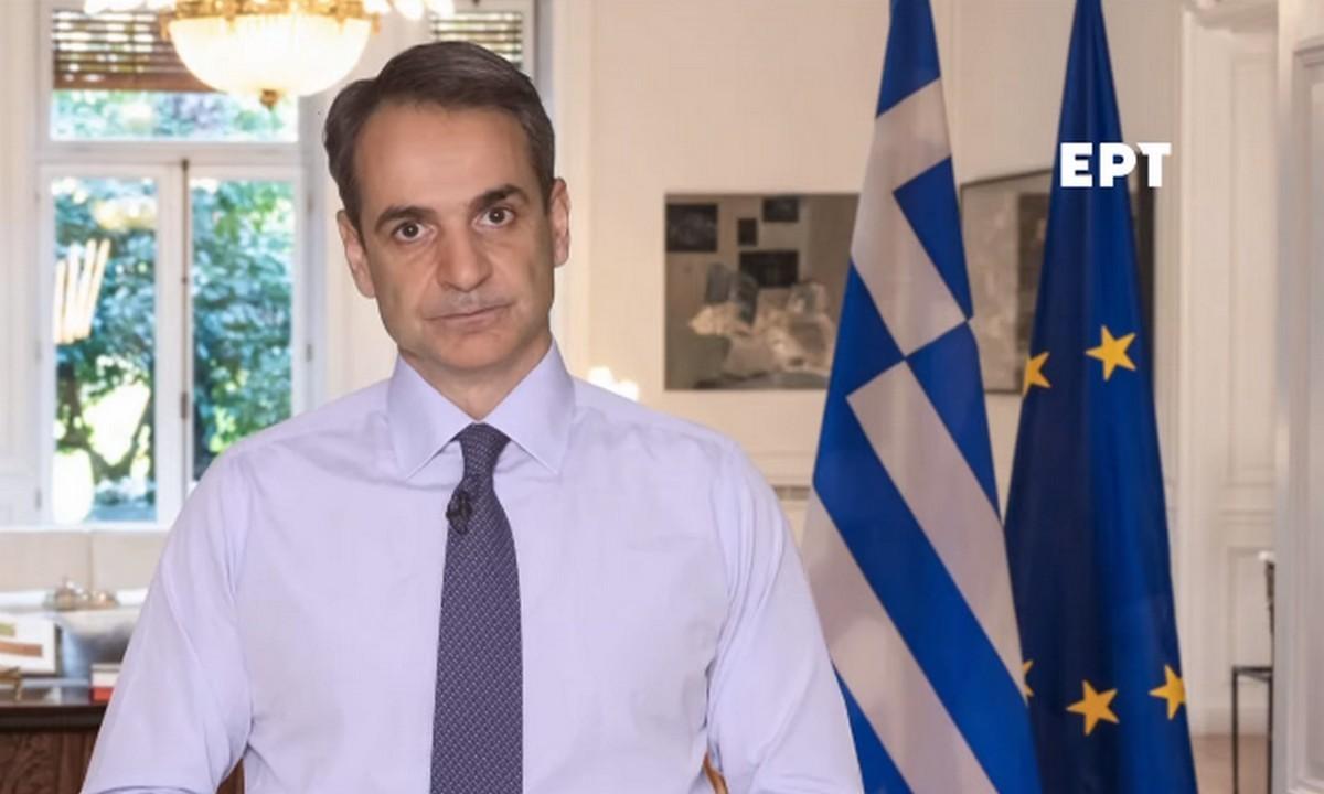 Διάγγελμα: Ο πρωθυπουργός θα παρουσιάσει έναν οδικό χάρτη για τον τρόπο με τον οποίο θα ανοίξουν εκ νέου οι δραστηριότητες.