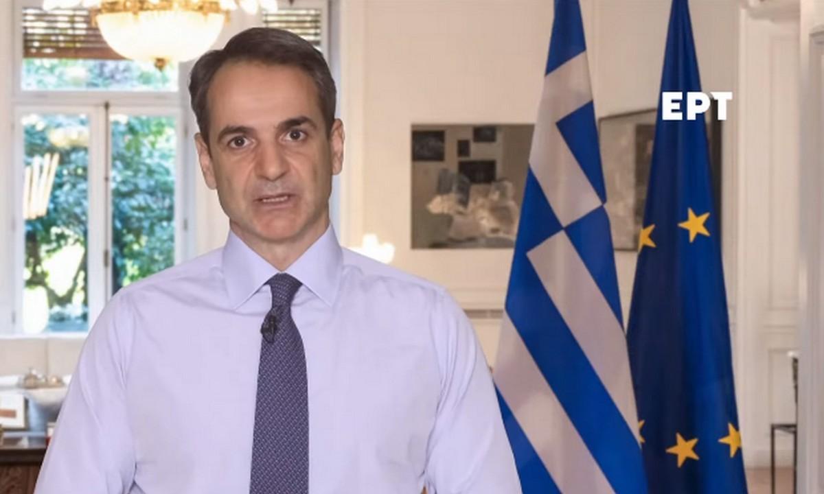 Μητσοτάκης: Ο εμβολιασμός για τους 30άρηδες και άνω ξεκινά από τη Μεγάλη Εβδομάδα ανακοίνωσε ο πρωθυπουργός στο διάγγελμα.