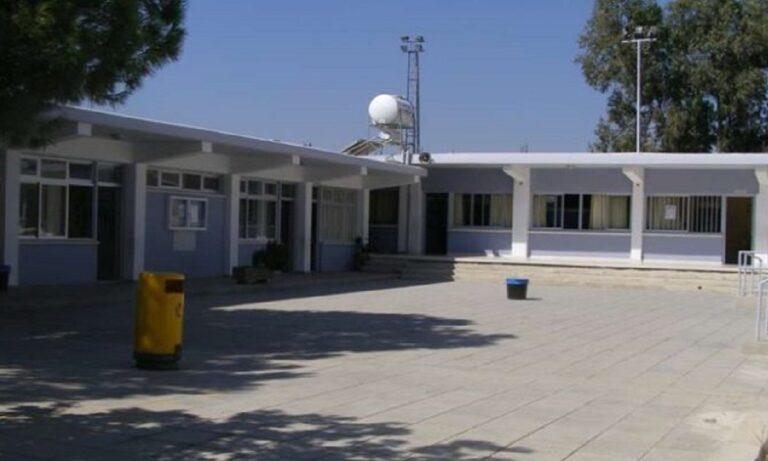 Κύπρος: Άγνωστοι έκαψαν ελληνική σημαία σε Δημοτικό Σχολείο Ελληνοκύπριων
