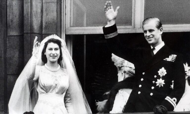 Βασίλισσα Ελισάβετ: Όταν ερωτεύτηκαν με τον Πρίγκιπα Φίλιππο