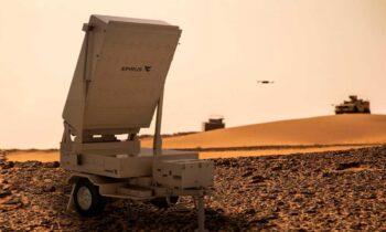 Drone: Η start up ενός ελληνοαμερικάνου έφτιαξε το όπλο Λεωνίδας που «ψήνει» τα UAV - Ονομάζεται Ήπειρος και θέλει να αλλάξει τα πάντα.