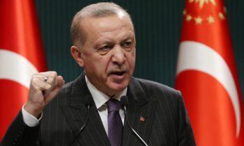 Τουρκία: Έγινε μίνι ανασχηματισμός μέσα στη νύχτα