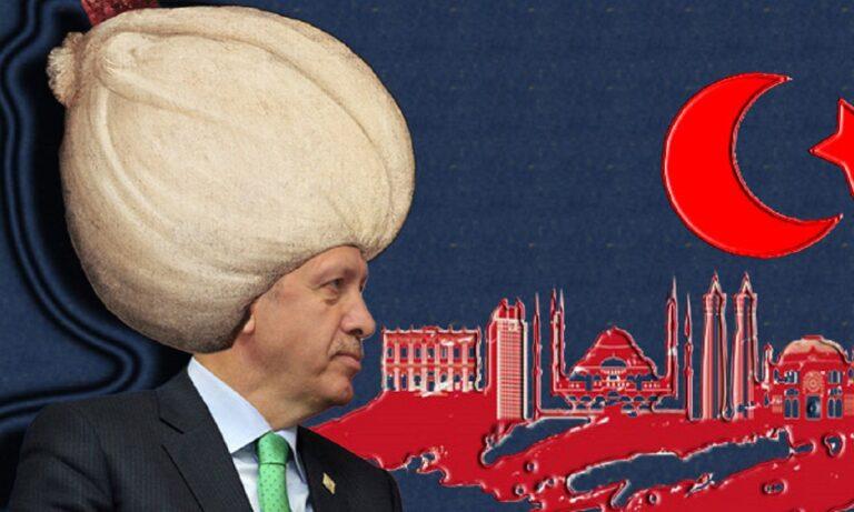 Ελληνοτουρκικά: «Η παράξενη στρατηγική της ΕΕ για να μπλοκάρει την Γαλάζια Πατρίδα του Ερντογάν»