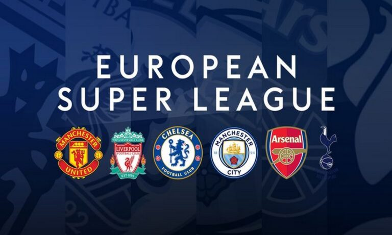 European Super League: ΕΠΙΣΗΜΟ! Τέλος οι Λίβερπουλ, Γιουνάιτεντ, Άρσεναλ και Τότεναμ!