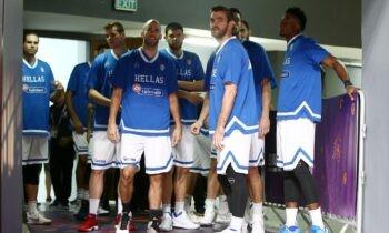 Η Εθνική Ελλάδας έμαθε τους υποψήφιους αντιπάλους της για την κλήρωση του Eurobasket, η οποία θα πραγματοποιηθεί στις 29 Απριλίου.