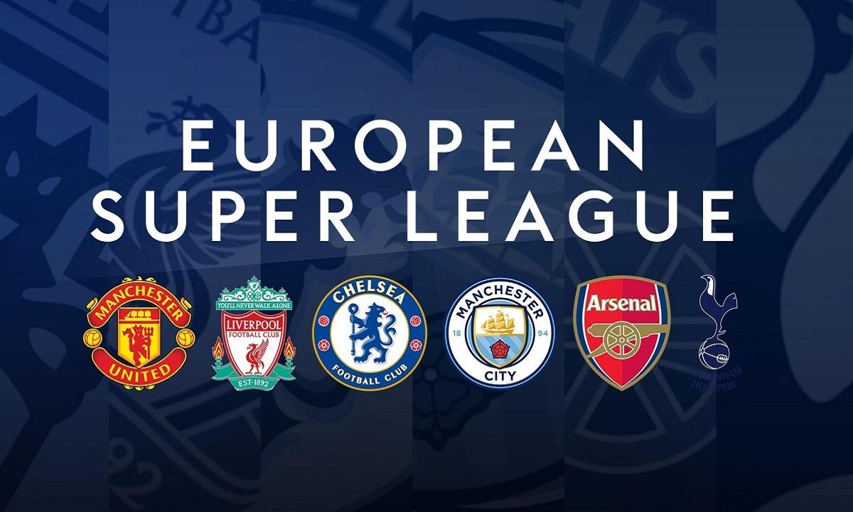European Super League: Δύο αγγλικές ομάδες σκέφτονται να φύγουν!