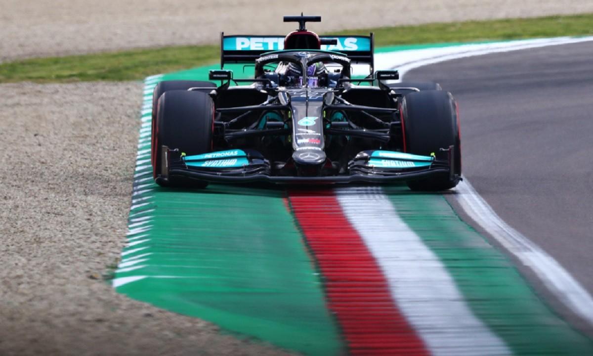 GP Ιταλίας: Την pole ο Χάμιλτον, το 2-3 οι Red Bull