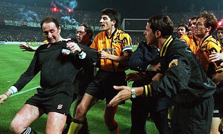 Σαν σήμερα, πριν από 26 χρόνια, ο διαιτητής Φίλιππος Μπάκας είχε δεχθεί ξυλοδαρμό από αγνώστους, δέκα μέρες μετά τον τελικό Κυπέλλου Παναθηναϊκός-ΑΕΚ.
