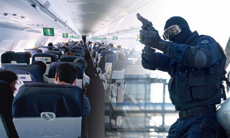 Ηράκλειο Κρήτης: Τρόμος για βόμβα σε αεροσκάφος και φόβοι για αεροπειρατεία