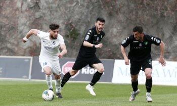 Football League: Νίκη Βόλου - Ρόδος στο ERTSPORTS - Το σημερινό πρόγραμμα της 11ης αγωνιστικής
