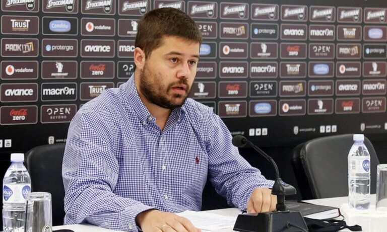 Γκαγκάτσης: «Απόλυτη στήριξη στον Γκαρσία – Σύντομα θα ανακοινωθεί αθλητικός διευθυντής»