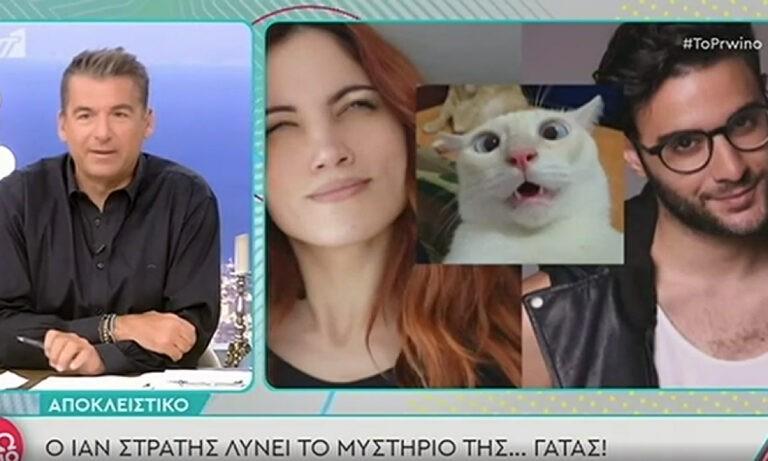 Ο Γιώγος Λιάγκας είπε κακάσχημο το γατάκι. Η Sportime οφείλει  μια συγγνώμη