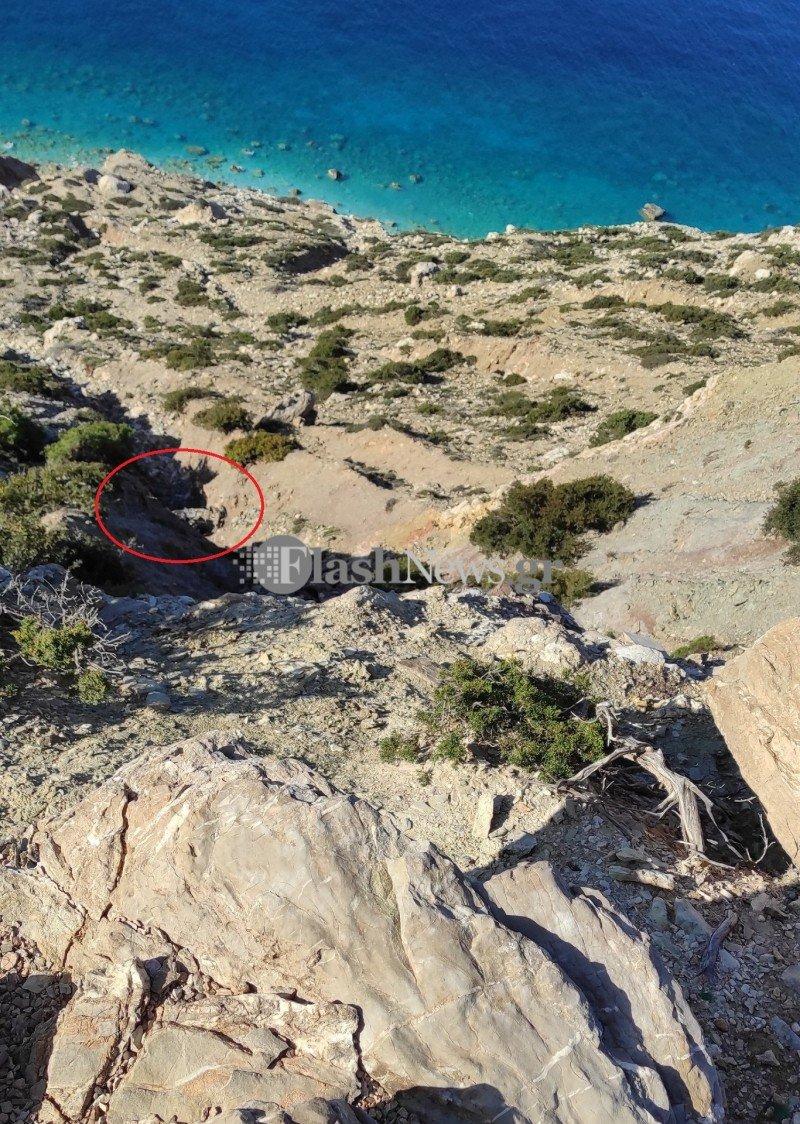 Γαύδος: Σοκαριστικό τροχαίο δυστύχημα σημειώθηκε στο μικρό νησί κοντά στην Κρήτη με θύμα μια γυναίκα που δυστυχώς έχασε τη ζωή της.