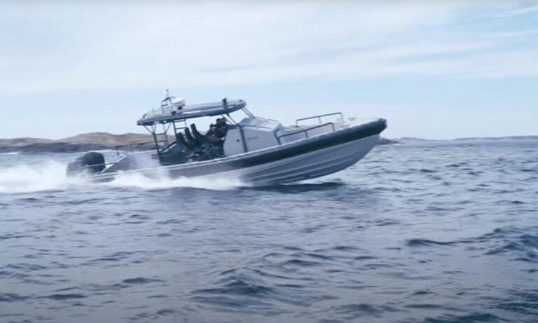 Ελληνοτουρκικά: O Αρχηγός ΓΕΕΘΑ μαζί με ΟΥΚάδες δοκίμασαν το νέο σκάφος των Ειδικών Δυνάμεων