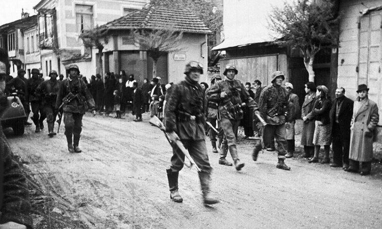 Σαν σήμερα: Οι Γερμανοί εισβάλουν στην Ελλάδα