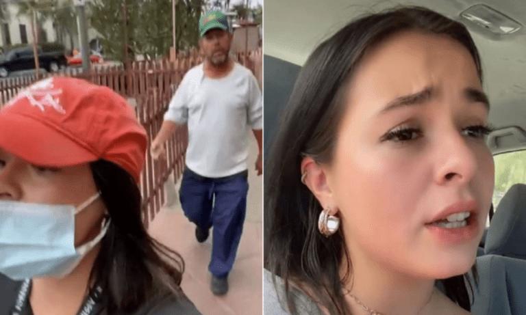 Λος Άντζελες: Άντρας παρενοχλεί μια γυναίκα – «Άσε σε ήσυχη σε παρακαλώ» (vid)