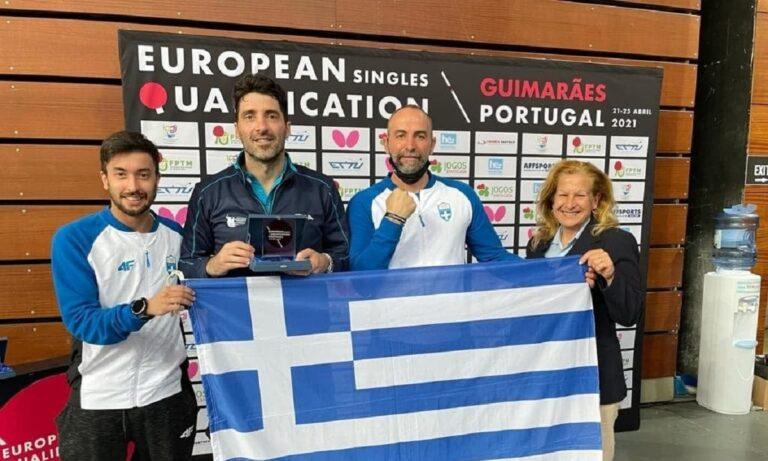 Γκιώνης: Στους Ολυμπιακούς αγώνες για πέμπτη φορά στη καριέρα του