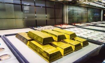 Toυρκία: Πουλάει άρον άρον τον χρυσό της - Πούλησε 11,7 τόνους χρυσού σε έναν μήνα σύμφωνα με το Παγκόσμιο Συμβούλιο Χρυσού.