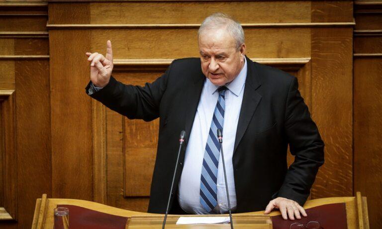 Ο πρώην βουλευτής και υπουργός, Λεωνίδας Γρηγοράκος μίλησε για το σοβαρό πρόβλημα υγείας, που τον ανάγκασε να παραμείνει διασωληνωμένος